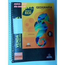 Livro Do Professor Geografia Projeto Eco 8º Ano S. Faria T