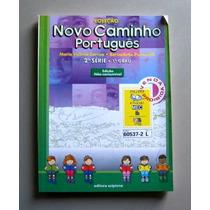 Novo Caminho - Português - 2a Série - Correa - Pontarolli