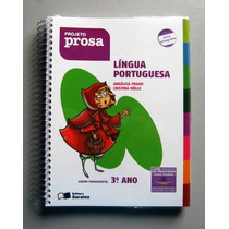 Língua Portuguesa - Prado - Hulle - 3o Ano - Projeto Prosa