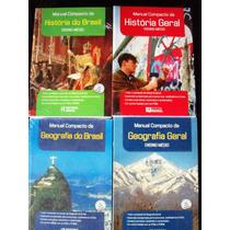 Manual Compacto De História E Geografia - Geral E Do Brasil