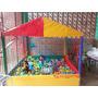 Locação De Brinquedões .piscina De Bolinha,cama Elástica.zl