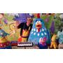 Animação Personagens Festa Galinha Mickey Peppa Mascara Toy