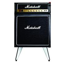 Kit Adesivo Envelopamento Frigobar Marshall Amplificador