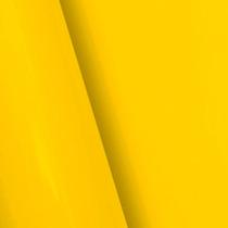 Adesivo Amarelo Canário P/ Envelopamento Geladeira Moveis 1m