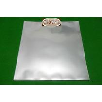 100 Plásticos Externos 0,20 Grosso P/ Capa De Lp Vinil