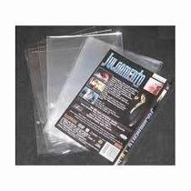 Envelopes De Saquinhos Plásticos P/ Cd / Dvd 14 X 20 Cm