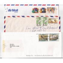Envelopes Circulados P / Brasil