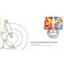 Bacilo De Koch Centenario Da Descuberta 1982 - Fdc 247