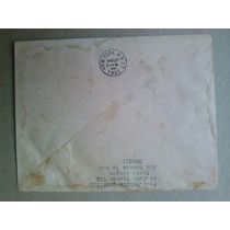 Brasil - Dox , Envelope Circulado Para Nova York Em 1931
