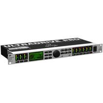 Dcx2496 Crossover Digital Behringer Ultra Drive Pro Dcx 2496