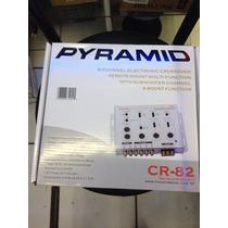 Crossolver Pyramid Cromado Cr-82 + Brinde