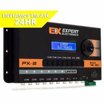Processador Expert Banda Px-2 6 Canais Px2 Limiter Equalizar