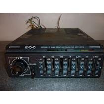 Amplificador E Equalizador Tojo Gr 900