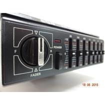 Amplificador E Equalizador Tojo Gr - 900
