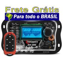 Equalizador Digital Taramps Deq-1000 + Controle Tlc-3000