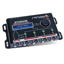Processador De Áudio Digital Automotivo Stx2448 Stetsom