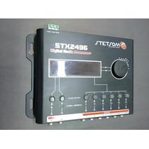 Processador Equalizador Crossover Digital Stx 2496 Stetsom