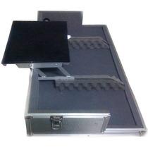 Case Pra Kit 2 Cdj 350 Pioneer + 1 Mixer Djm 700 Pioneer