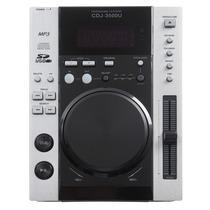 Cdj Profissional 3500 Da Napoli Audio, Com Usb Sd Cd Efeitos