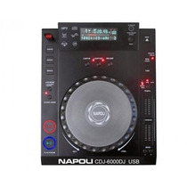 Cdj Napoli - 6000 Lançamento Lacrado Original
