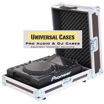 Flight Case Para Cdj2000