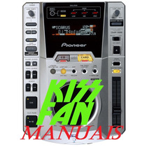 Manual Técnico Para Conserto Cdj Pioneer Dmp-555 Dmp 555