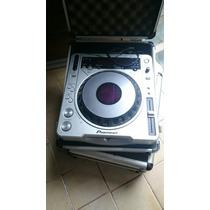 Par De Cdj 800 Mk2 Com Case