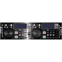 Cdj Profissional Duplo Napoli Cdn-8500 Sd/usb/mp3/cd-r/cd