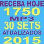 Kit 1770 Músicas Mp3+30 Sets Mixados+ Frete Grátis+ Download