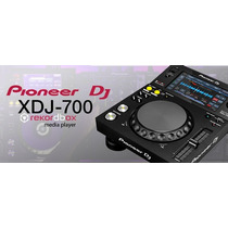 Pioneer Xdj-700 Rekordbox Media Player - Panda Import