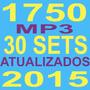 1700 Músicas Mp3 Dj+30 Sets Mixados+ Frete Grátis E Download