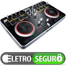 Controladora Dj Mixtrack Pro 2 Numark + Serato Dj