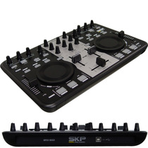 Controladora Skp Pro Audio Workstation Dj Smx 800 Maxcomp