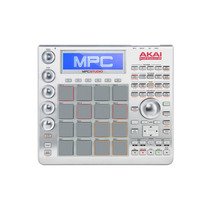Controladora Dj Sampler Usb Akai Mpc Studio + Software Mpc!