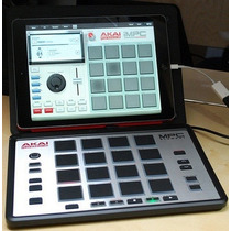 Akai Mpc Element P/ Ipad Apple, Mac Ou Windows + Brinde
