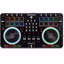Controladora Numark Mixtrack Quad Mixtrack Pro 2