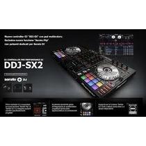 Controladora Pioneer Ddj Sx2