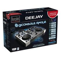 Controladora Dj Hercules Rmx-2