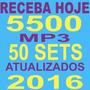 Kit 2016 Festa 15 Anos Casamentos 5500 Músicas+ 50 Sets Mix