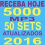 Pacotão Dj 5000 Músicas 2016 Festas 50 Sets Mix+ Atualização