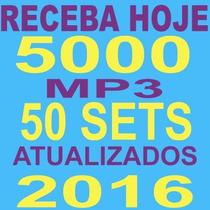 Super Kit 3000 Músicas Dj + 45 Sets Mix 2015 Receba Hoje !