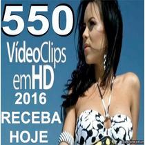 550 Video Clipes Avi Atuais Hd 2016 40gb Atualize Todo Mês