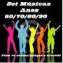 Festa Pronta 60/70/80/90-03 Dvd Em Mp3+de 50horas De Musicas