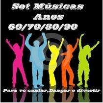 Kit Festa Pronta 60/70/80/90-18gb Muitas Horas De Música