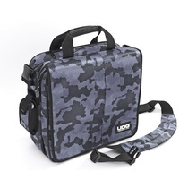 Udg Ultimate Courierbag Deluxe Camo Grey E Steel Grey