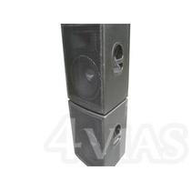 Caixa De Som (pa) 15+ti Oversound 490 Watts Rms - Loja 4vias
