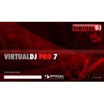 Virtual Dj 7.05 Pro Full Completo Envio Rapido