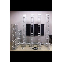 Box Truss Aluminio Q30 Assessorios E Parafusos Só Trabalhar