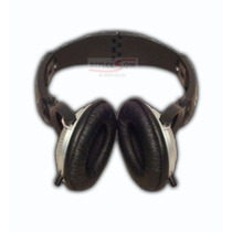 Headphone Lc Pro 110 Lyco Dj Boite Festa Luz Fone Casa Mp3
