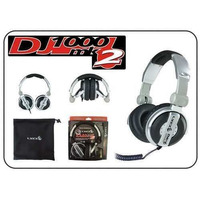 Fone De Ouvido Lyco Dj 1000 Mk2 Headphone Profissional